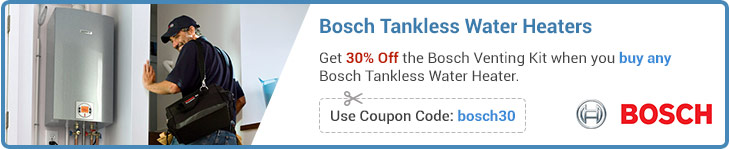 Bosch Tankless Coupon