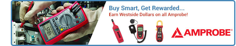 Amprobe Electrical Test Equipment & Multimeters