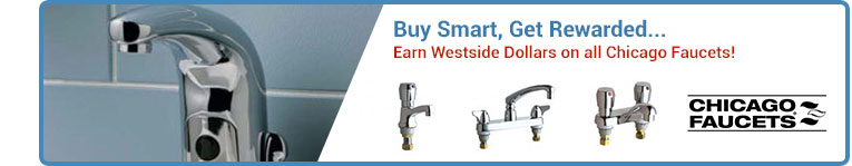 Chicago Faucets Service Faucets & Accessories
