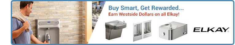 Elkay Water Coolers, Drinking Fountains, & Cooler Parts