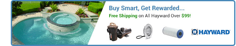 Hayward Pool Filters, Pool Pumps, Pool Heaters