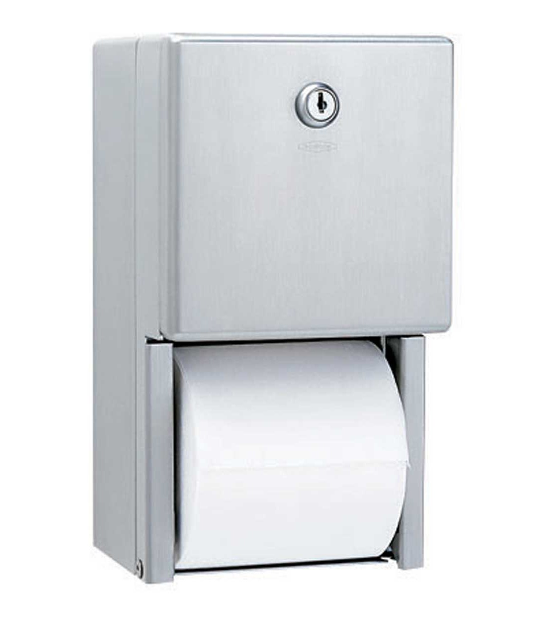 Bobrick washroom paper towel dispensers toilet accessories for Home bathroom paper towel dispenser