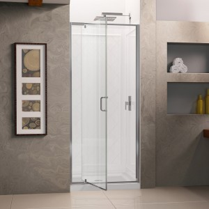 Shower Door, Base, and Back Wall Sets
