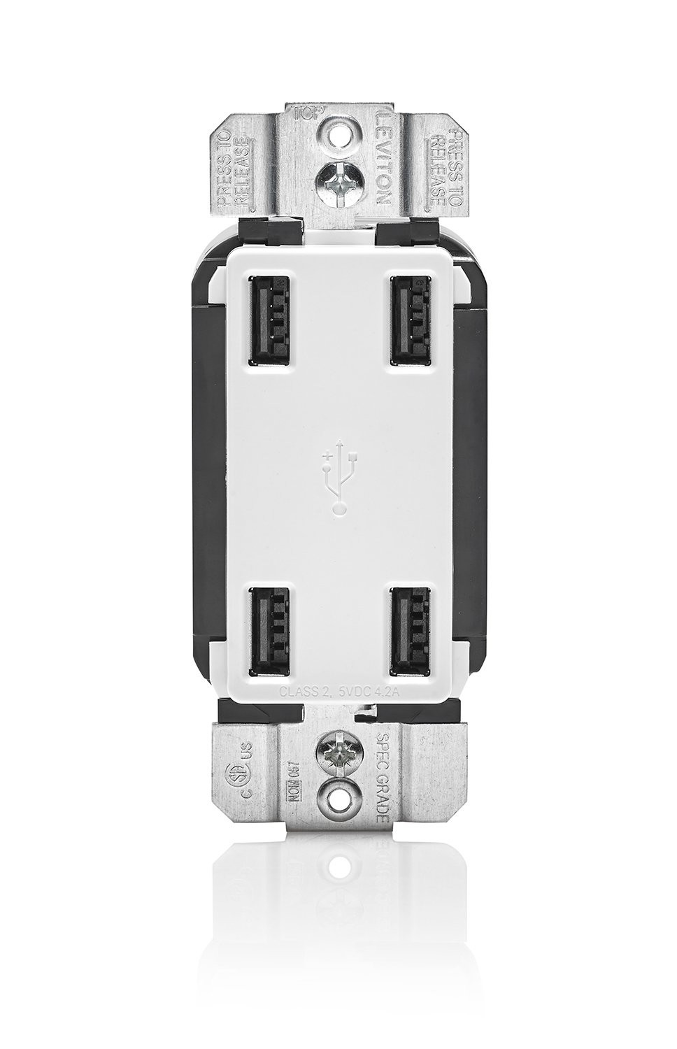 Leviton® Dimmers, Light Switches, & Electrical Outlets - Page 59