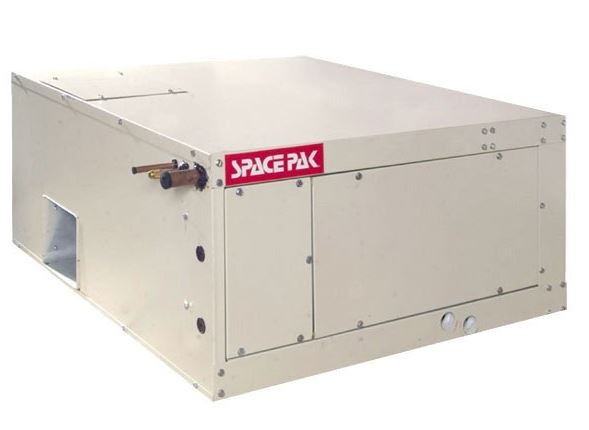 Spacepak High Velocity Air Conditioning