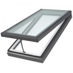 Air-Venting Skylights