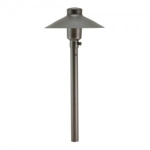Focus Industries AL-13-DMALBRT Path Lights
