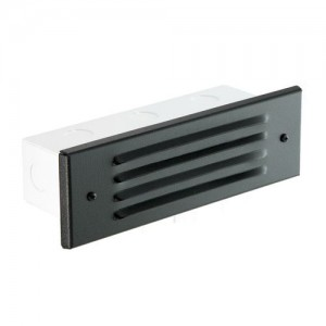 Focus Industries SL-04-BLT Four Louver Brick Step Light