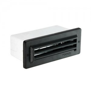 Focus Industries SL-08-BLT Aluminum Brick Step Light