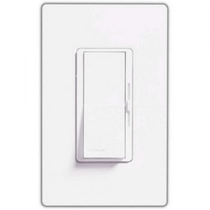 Lutron DV-600P-WH Diva Dimmer Switch
