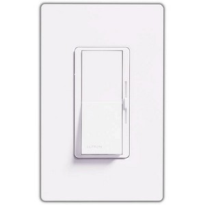 Lutron DV-103P-WH Wall Dimmers