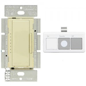 Lutron MRF-600MT-AL Wireless Dimmers