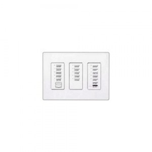 Lutron RAMC-15W-RL-WH Wireless Lighting Master Controllers
