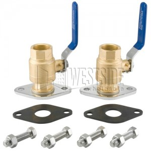 Grundfos 591204 Pump Isolation Valves
