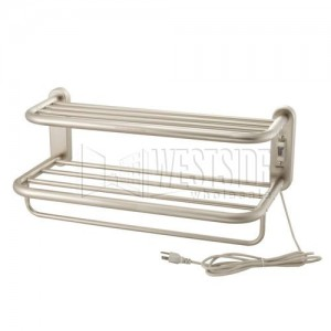 Warmrails Wss Towel Shelf Wall Mounted Towel Warmer Plug