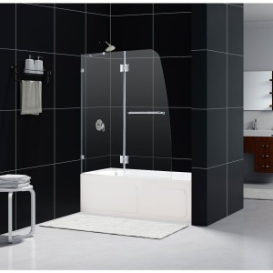 DreamLine SHDR-3348588-01 Tub Shower Doors