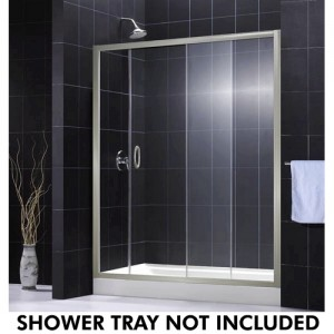 DreamLine SHDR-1048726-04 Tub Shower Doors
