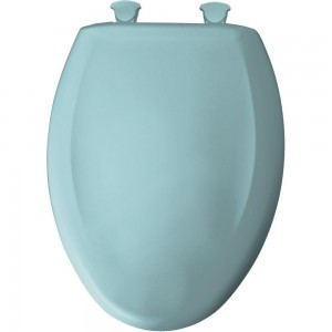Awe Inspiring Bemis 1200Slowt 565 Toilet Seat Slow Close Elongated Closed Front Plastic W Easy 2 Clean Hinges Light Turquoise Caraccident5 Cool Chair Designs And Ideas Caraccident5Info
