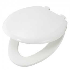 bemis 1200slowt 000 toilet seat slowclose elongated closed front plastic weasy2clean hinges white