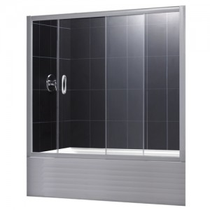 DreamLine SHDR-1060586-04 Tub Shower Doors