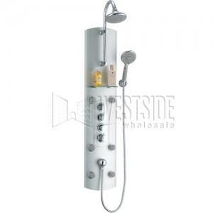 DreamLine SHCM-2718 Shower Columns