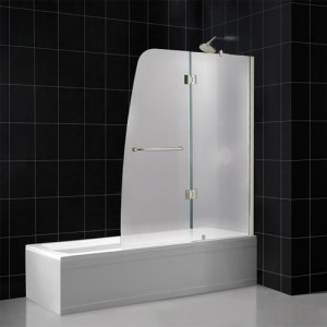 DreamLine SHDR-3148586-04-FR2 Tub Shower Doors