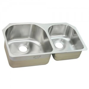 Moen 22376 Double Bowl Kitchen Sink