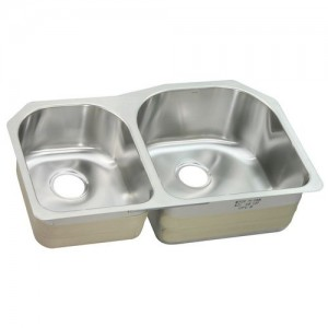 Moen 22377 Double Bowl Kitchen Sink