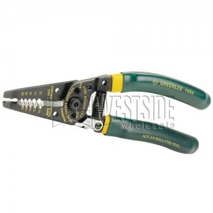 Greenlee 1955 Wire Strippers and Crimpers