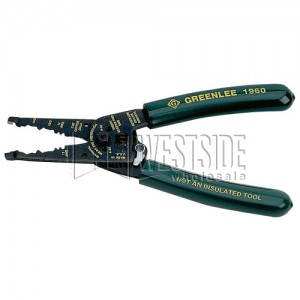 Greenlee 1960 Wire Strippers and Crimpers