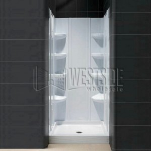 DreamLine SHBW-1336723-00 Shower Enclosures