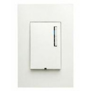Leviton AC00R-10-ALA Dimmer Switch, Acenti Companion Dimmer/Fan Speed  Control - Alabaster