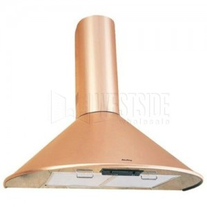 Beau Air King CAN36CO Cantabria Wall Mounted Range Hood, 36 Inch Wide   Copper