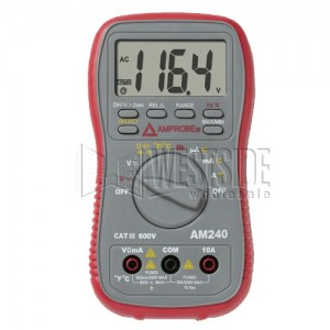 Amprobe AM-240 Multimeters