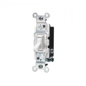 Leviton 1453-2W Toggle Switches