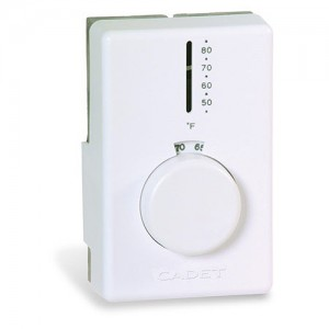 Cadet T4398A Mechanical Thermostats