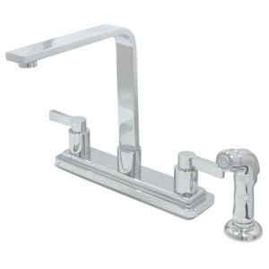 Kingston Brass KB8791NDLSP Kitchen Faucets