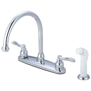 Kingston Brass KB8791NFL Kitchen Faucets