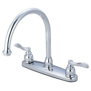 Kingston Brass KB8791NFLLS Kitchen Faucets