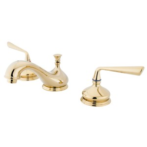 Kingston Brass KS1162ZL Bathroom Faucet