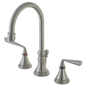 Kingston Brass KS2988ZL Bathroom Faucet