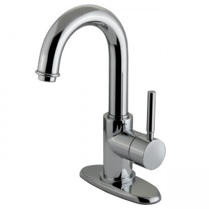 Kingston Brass KS8431DL Bathroom Faucet