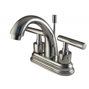 Kingston Brass KS8611CML Bathroom Faucet