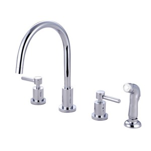 Kingston Brass KS8721DL Kitchen Faucets