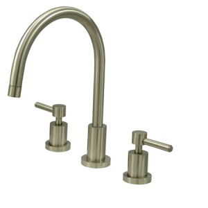 Kingston Brass KS8728DLLS Kitchen Faucets
