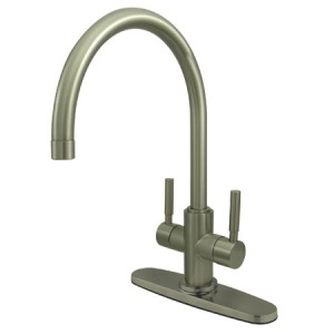 Kingston Brass KS8778DLLS Kitchen Faucets