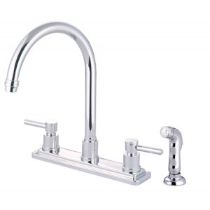 Kingston Brass KS8791DL Kitchen Faucets