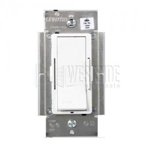 Leviton VZE06-1LZ Wall Dimmers