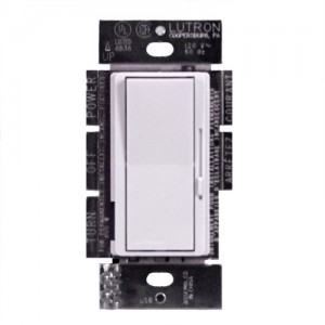 Lutron DV-603PG-WH Wall Dimmers