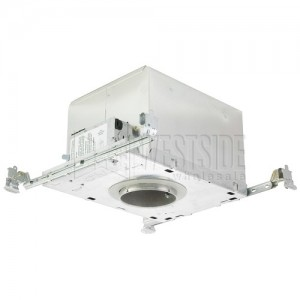 halo h1499ict 4 low voltage new construction airtight ic rated housing